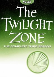 Twilight Zone, The: The Complete Third Season