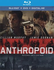 Anthropoid (Blu-ray + DVD + UltraViolet)