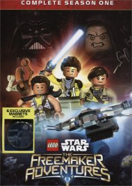 Lego Star Wars: The Freemaker Adventures: Complete Season One