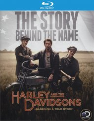 Harley And The Davidsons (Blu-ray + UltraViolet)