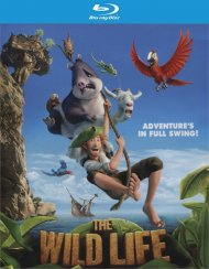 Wild Life, The (Blu-ray + DVD + UltraViolet)