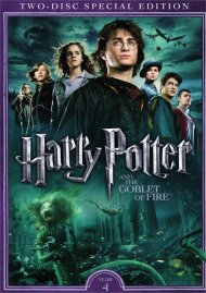 Harry Potter And The Goblet Of Fire - Special Edition