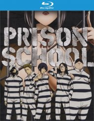Prison School: Complete Series- Limited Edition  (Blu-ray + DVD Combo)