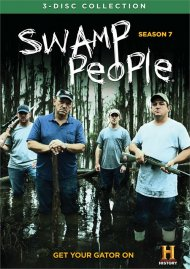 Swamp People: Season Seven