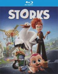 Storks (Blu-ray + DVD + UltraViolet)