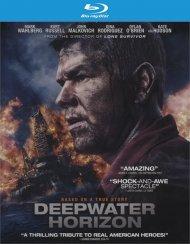 Deepwater Horizon (Blu-ray + DVD + UltraViolet)