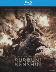 Rurouni Kenshin: Part 3 - The Legend Ends (Blu-ray + DVD + UltraViolet)