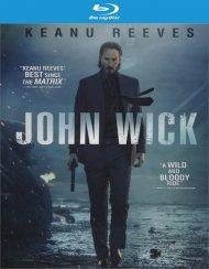 John Wick (4K Ultra HD + Blu-ray + UltraViolet)