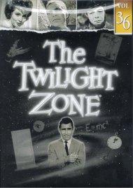 Twilight Zone, The: Volume 36