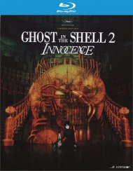 Ghost in the Shell 2: Innocence (Blu-ray + DVD Combo + Digital HD