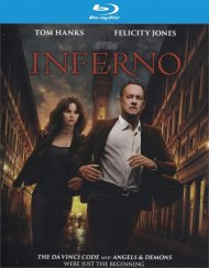 Inferno (Blu-ray + UltraViolet)
