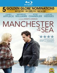 Manchester By The Sea (Blu-ray + DVD + UltraViolet)