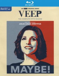 Veep: The Complete Fifth Season (Blu-ray + UltraViolet)