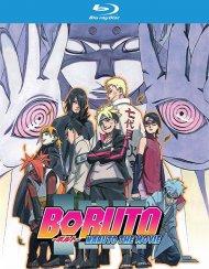 Boruto - Naruto The Movie (Blu-ray + DVD Combo)