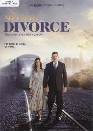 Divorce: The Complete First Season (DVD + UltraViolet)