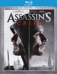 Assassins Creed (Blu-ray 3D + Blu-ray + UltraViolet)