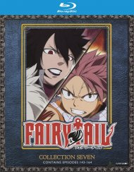 Fairy Tail: Collection Seven (Blu-ray + DVD Combo)