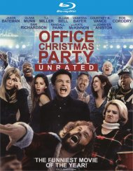 Office Christmas Party (Extended Version) (Blu-ray + DVD Combo + UltraViolet)