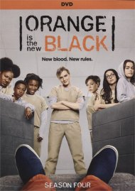 Orange Is The New Black: The Complete Fourth Season