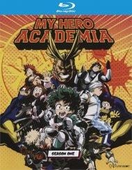 My Hero Academia: The Complete First Season (Blu-ray + DVD Combo)