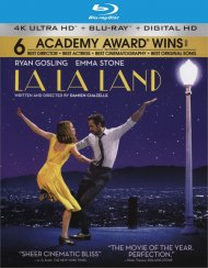 La La Land (4K Ultra HD + Blu-ray + UltraViolet)