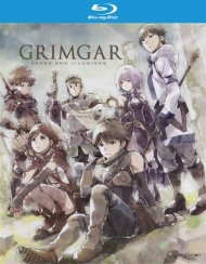 Grimgar: Ashes & Illusions: The Complete Series -(Blu-ray + DVD Combo)