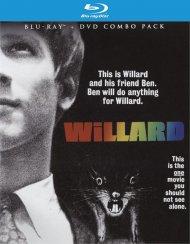 Willard (Blu-ray + DVD Combo Pack)