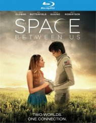 Space Between Us, The (Blu-ray + DVD + UltraViolet)