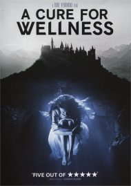 Cure For Wellness, A (DVD + Digital HD)