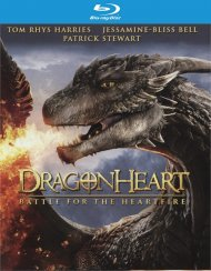 Dragonheart: Battle For The Heartfire (Blu-ray + UltraViolet)