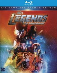 DCs Legends of Tomorrow: The Complete Second Season (Blu-ray + Digital HD)