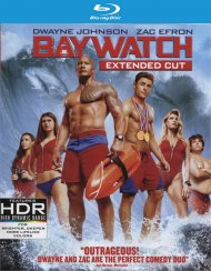 Baywatch (4K Ultra HD + Blu-ray + UltraViolet)