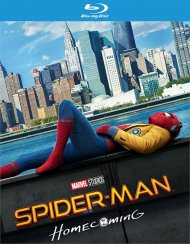 Spider-Man: Homecoming (Blu-ray + DVD Combo + UltraViolet)