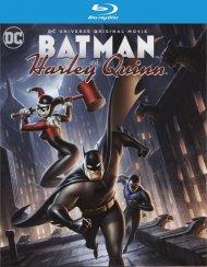 Batman and Harley Quinn (Blu-ray + DVD + Digital HD Combo)
