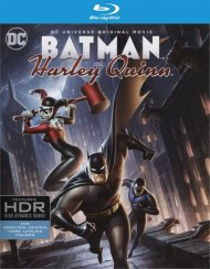 Batman and Harley Quinn (4K Ultra HD + Blu-ray + UltraViolet)