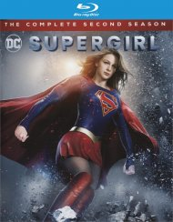 Supergirl: The Complete Second Season (Blu-ray + UltraViolet)