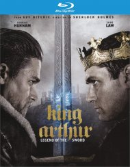 King Arthur: Legend of the Sword (Blu-ray + DVD + Digital HD Combo)