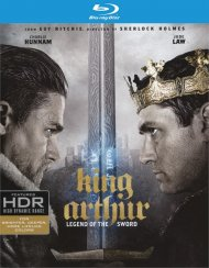 King Arthur: Legend of the Sword (4K Ultra HD + Blu-ray + UltraViolet)