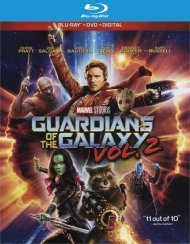 Guardians of the Galaxy Vol. 2 (Blu-ray + DVD + Digital HD Combo)