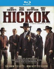 Hickok (4k Ultra HD + Blu-ray + UltraViolet)