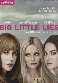 Big Little Lies: Complete First Season  (DVD + UltraViolet)