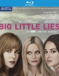 Big Little Lies: The Complete First Season  (Blu-ray + Digital HD)