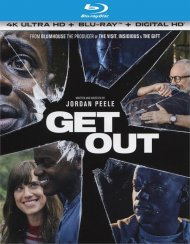 Get Out (4K Ultra HD + Blu-ray + Digital HD)