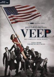 Veep: The Complete Sixth Season (DVD + Digital HD)