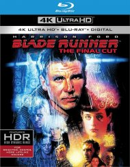 Blade Runner: Final Cut (4k Ultra HD + Blu-ray + UltraViolet)