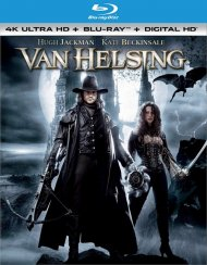 Van Helsing (4K Ultra HD + Blu-ray + UltraViolet)