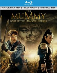 Mummy, The: Tomb of the Dragon Emperor (4K Ultra HD + Blu-ray + UltraViolet)