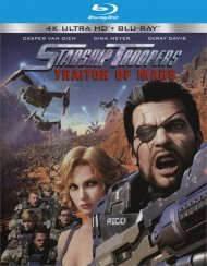 Starship Troopers: Traitor of Mars (4k Ultra HD + Blu-ray + UltraViolet)