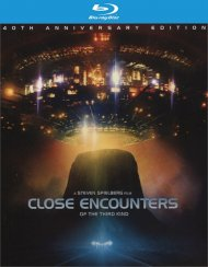 Close Encounters of the Third Kind: The 40th Anniversary Edition (Blu-ray + DIgital HD)