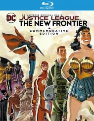 Justice League: New Frontier Commemorative Edition - Steelbook  (Blu-ray + DVD + Digital HD)